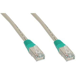 (€0,98*/1m) 5.00m InLine Cat. 5e Patchkabel Crossover S/FTP RJ45