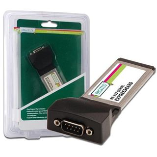 Digitus DS-31204 1 Port Express Card 34 Hot Plugging retail