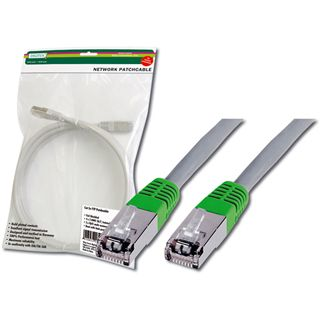 (€4,90*/1m) 1.00m Digitus Cat. 5e Patchkabel Crossover FTP RJ45