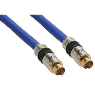 (€1,84*/1m) 7.00m InLine S-Video Anschlusskabel S-Video Stecker