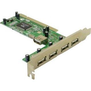 Delock 89028 5 Port PCI retail