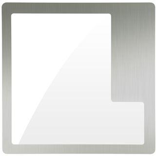 Lian Li silbernes Seitenteil mit Fenster für PC-V2010 (W-V2010A)