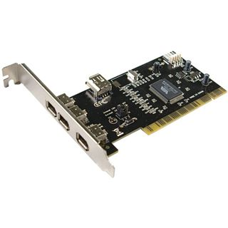 LogiLink PC0006A 4 Port PCI retail
