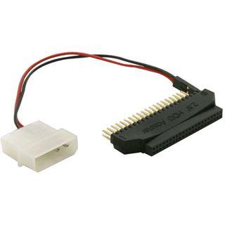 Delock Konverter HDD 2,5 auf 3,5, inkl. Stromversorgung
