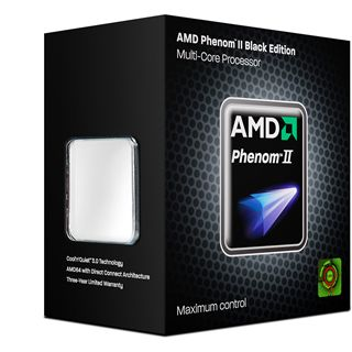 AMD Phenom II X4 955 3.20GHz AM3 6MB 125W BLACK EDITION BOX