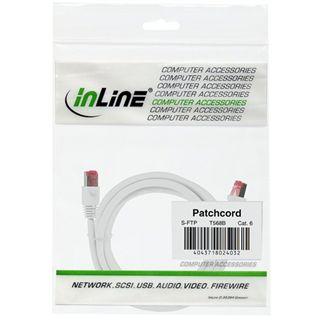 (€0,60*/1m) 20.00m InLine Cat. 6 Patchkabel S/STP PiMF RJ45