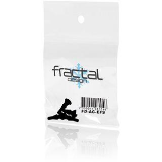 Fractal Vibrationsdämpfer für Gehäuse-Lüfter 4