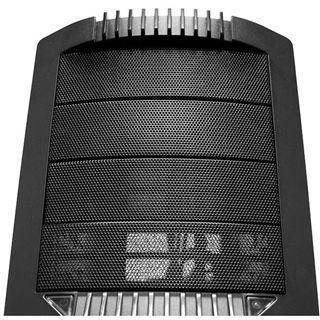 ATX NZXT Beta Case Black Metal Edition Midi Tower o.NT Schwarz