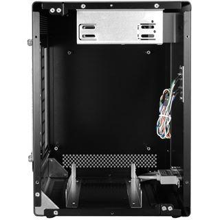 Lian Li PC-Q07B Mini-ITX ohne Netzteil schwarz