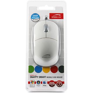 Speedlink Snappy Smart Mobile USB Weiss