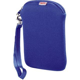 """Hama Neopren Blau Tasche für 2,5"""" Festplatten (00095506)"""