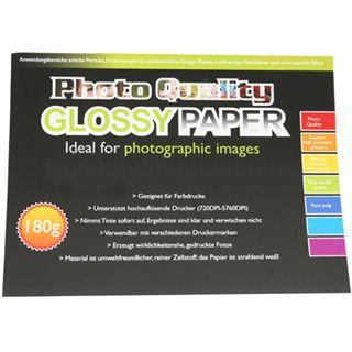 WinTech SG-180-10x15 Fotopapier 10x15 cm (50 Blatt)