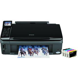 Epson Stylus InkJet SX510W Multifunktion Tinten Drucker 5760x1440dpi