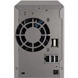 """QNAP Turbostation TS-219P+ NAS System für 2x2,5"""" oder"""
