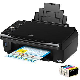Epson Stylus SX210 Multifunktion Tinten Drucker 5760x1440dpi USB2.0