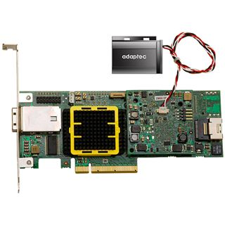 Adaptec RAID 5445Z Single SATA/SAS PCIe x8