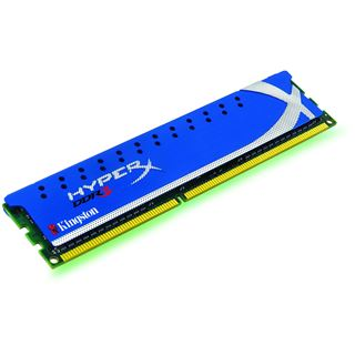 1GB Kingston HyperX DDR3-1600 DIMM CL9 Single