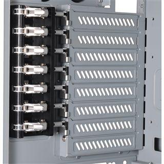 Lancool PC-K58 Midi Tower ohne Netzteil schwarz