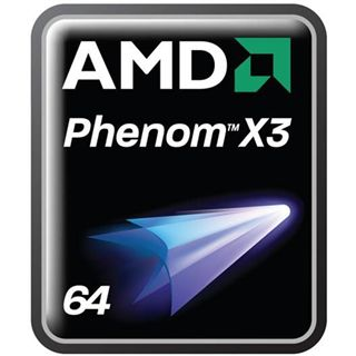 AMD Phenom X3 8250e 3x 1.90GHz So.AM2+ TRAY