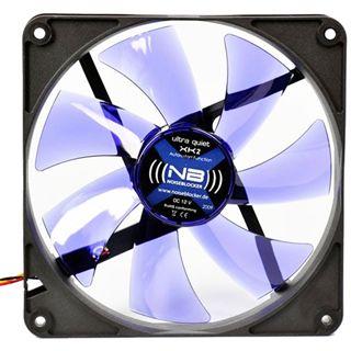 Noiseblocker NB-BlackSilentFan XK1 140x140x25mm 800 U/min 12 dB(A)