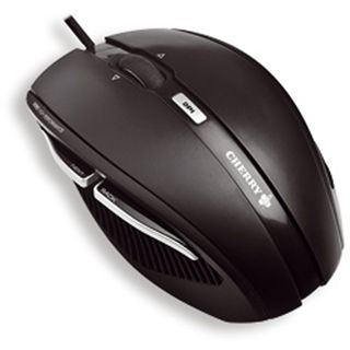 CHERRY Xero Corded Optical Mouse USB schwarz (kabelgebunden)
