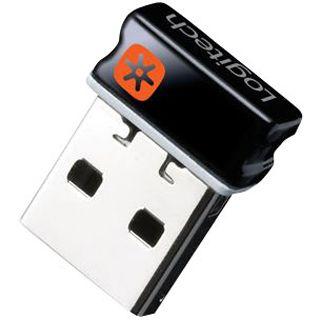 Logitech M505 Wireless Laser USB Maus schwarz
