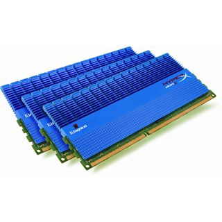 3GB Kingston HyperX DDR3-1866 DIMM CL9 Tri Kit