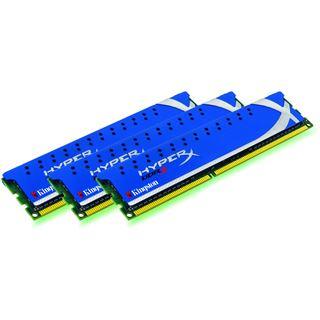6GB Kingston HyperX DDR3-1333 DIMM CL7 Tri Kit