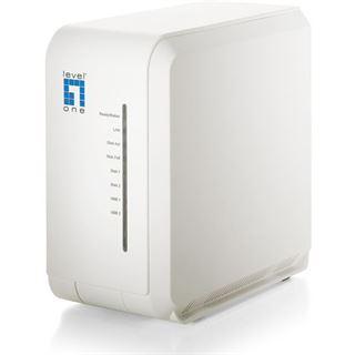 LevelOne GNS-2000 2xHDD SATA