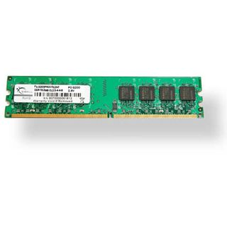 4GB G.Skill NT Series DDR3-1333 DIMM CL9 Dual Kit
