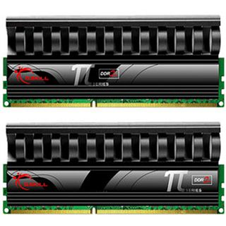 4GB G.Skill RipJawsX DDR2-800 DIMM CL4 Dual Kit