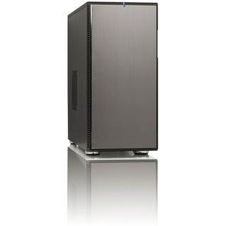 ATX Midi Fractal Design Define R2-TI grau (ohne Netzteil)