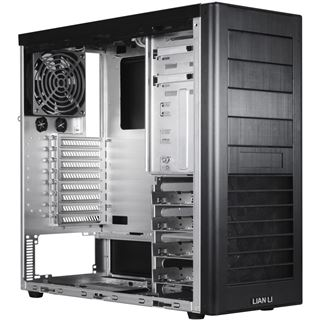 Lian Li PC-7FNW Window Midi Tower ohne Netzteil schwarz