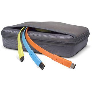 LaCie Cozy 3.5 (Sam Hecht) HD Disk Bag Grau