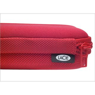 LaCie Cozy 3.5 red