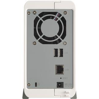 "QNAP Turbostation TS-210 NAS System für 2x 3,5"" SATA HDD"