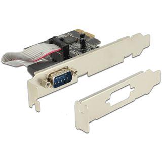 Delock PCI Express Karte 1 x Seriell