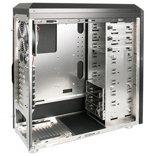 Lian Li ARMORSUIT PC-P50 gedaemmt Midi Tower ohne Netzteil schwarz