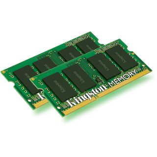 4GB Kingston ValueRAM DDR3-1066 SO-DIMM CL7 Dual Kit