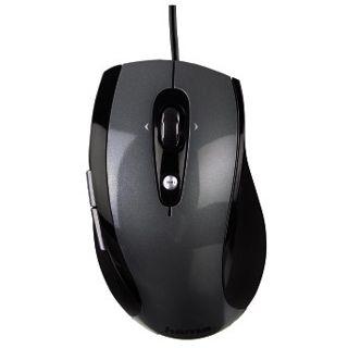 Hama M570 Optische Maus Schwarz USB
