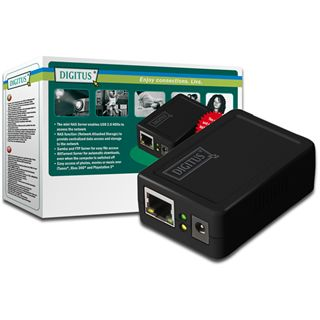 Digitus DN-7023-1 Mini NAS Server ohne Festplatten