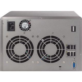 "QNAP Turbostation TS-659 Pro NAS System für 6x2,5"" oder"