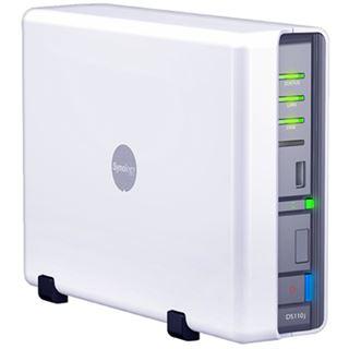 """Synology Disk Station DS110j NAS System für 2,5"""" oder"""