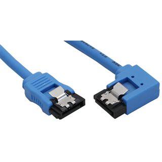 (€32,67*/1m) 0.15m InLine SATA 6Gb/s Anschlusskabel gewinkelt