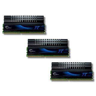 6GB G.Skill PI Series DDR3-1600 DIMM CL7 Tri Kit