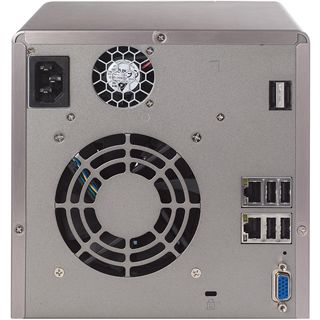 "QNAP Turbostation TS-439 Pro II NAS System für 4x2,5"" oder"