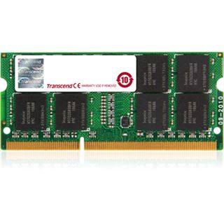 1GB Transcend JetRAM DDR2-667 SO-DIMM CL5 Single
