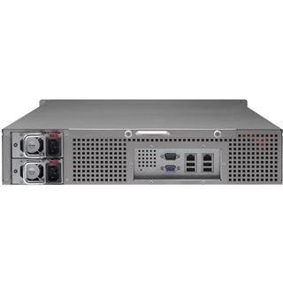 "QNAP Turbostation TS-809U-RP NAS System für 8x3,5"" SATA II"