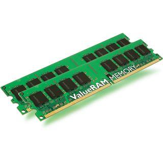 8GB Kingston ValueRAM DDR2-667 regECC DIMM CL6 Dual Kit