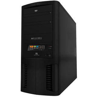 3R Systems K100 V2 SE Midi Tower ohne Netzteil schwarz
